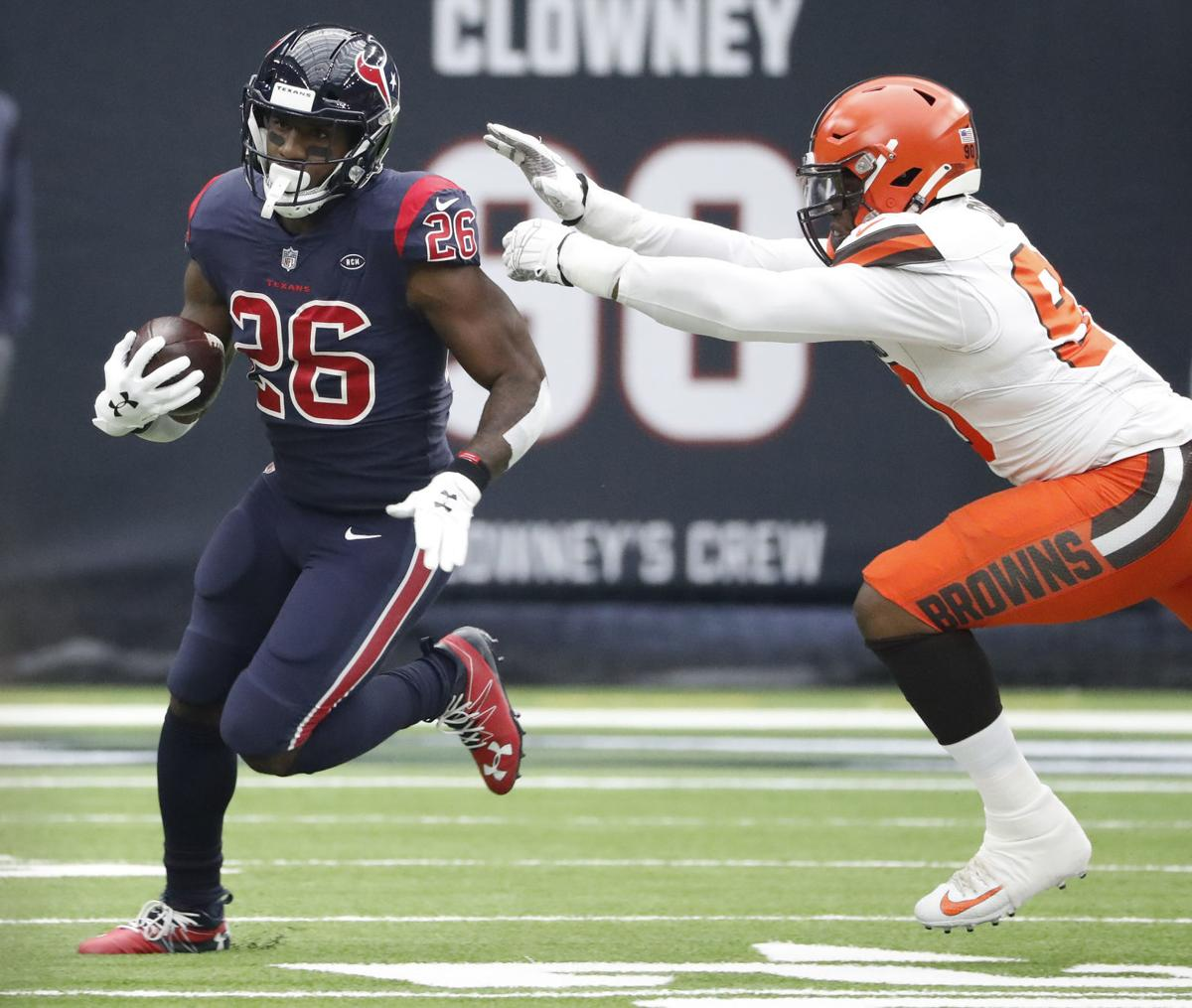 Houston Texans vs. Cleveland Browns