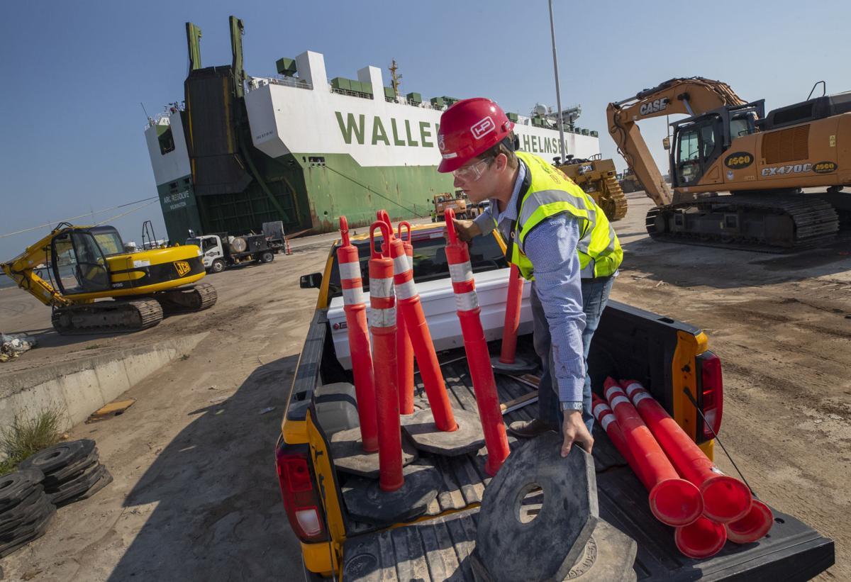 Pier 10 Construction