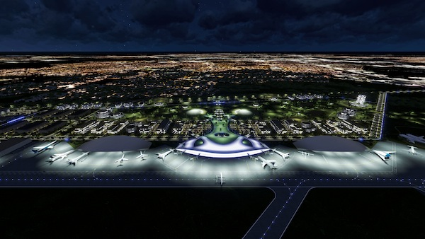Spaceport planned for Ellington Field