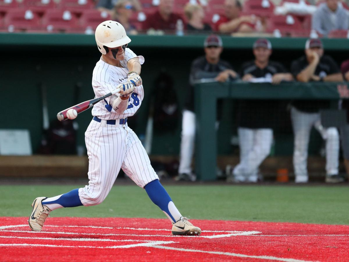 Cy-Fair keeps busy on base paths to even series with Clear Springs