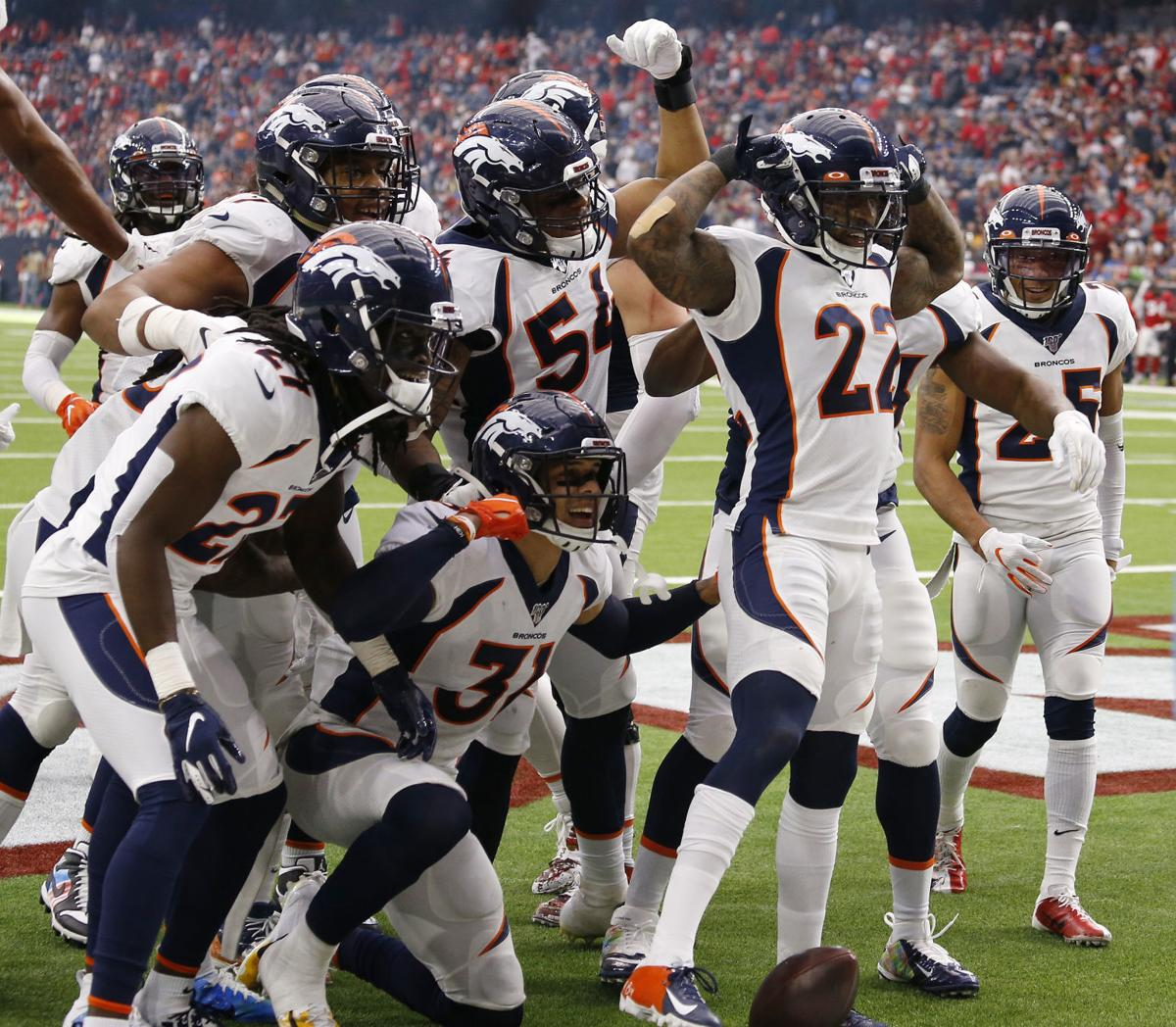 Houston Texans vs. Denver Broncos