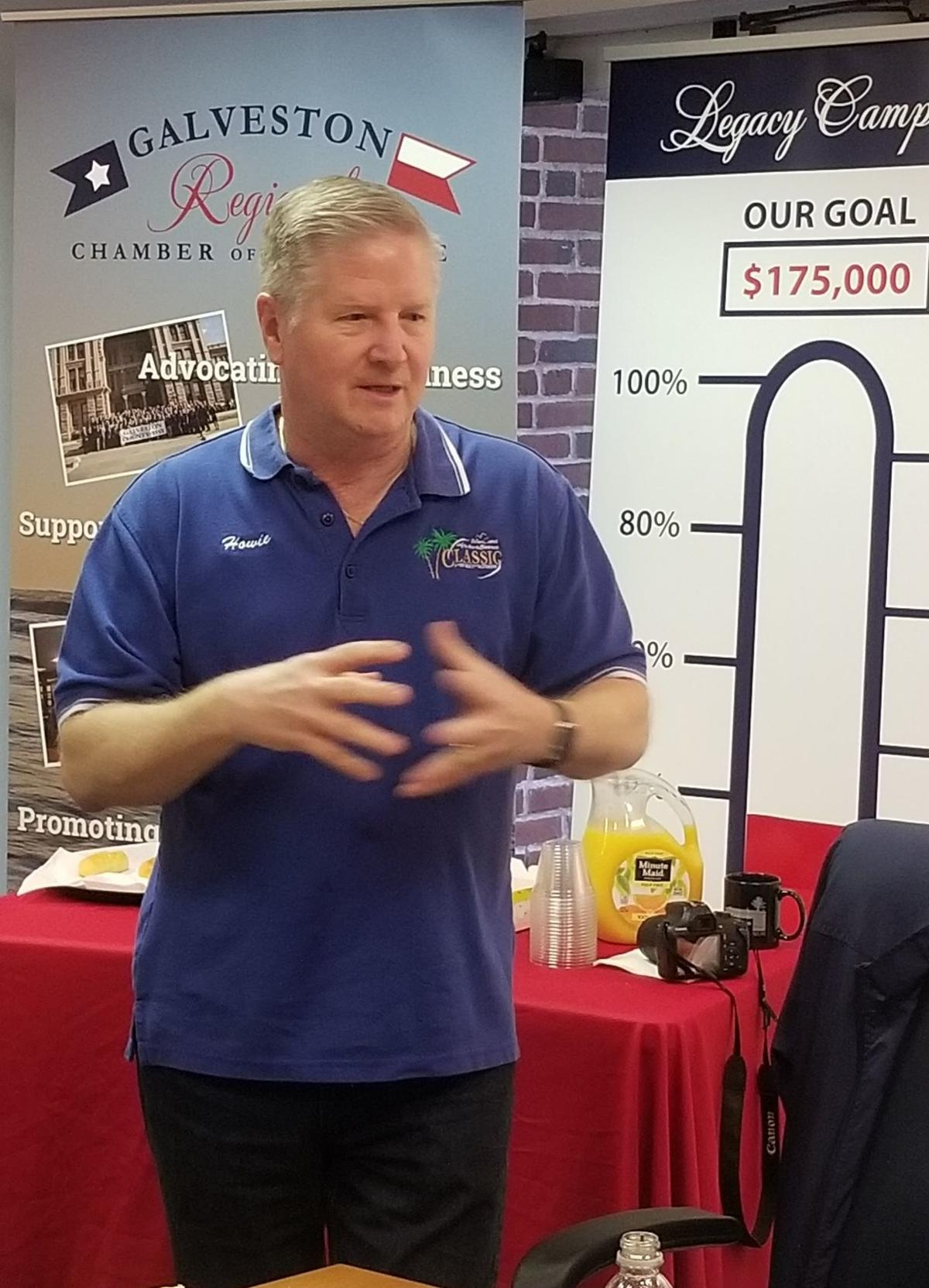 Out and About: Galveston Chamber