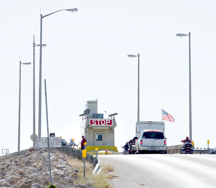 Bridge toll increase off table for now