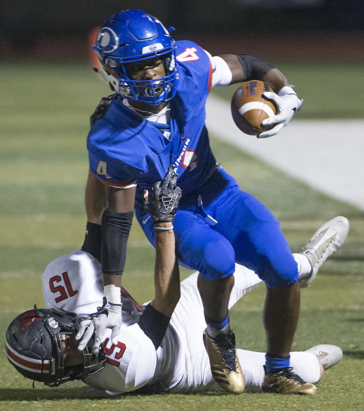 Galveston County Playoff Football Previews High School