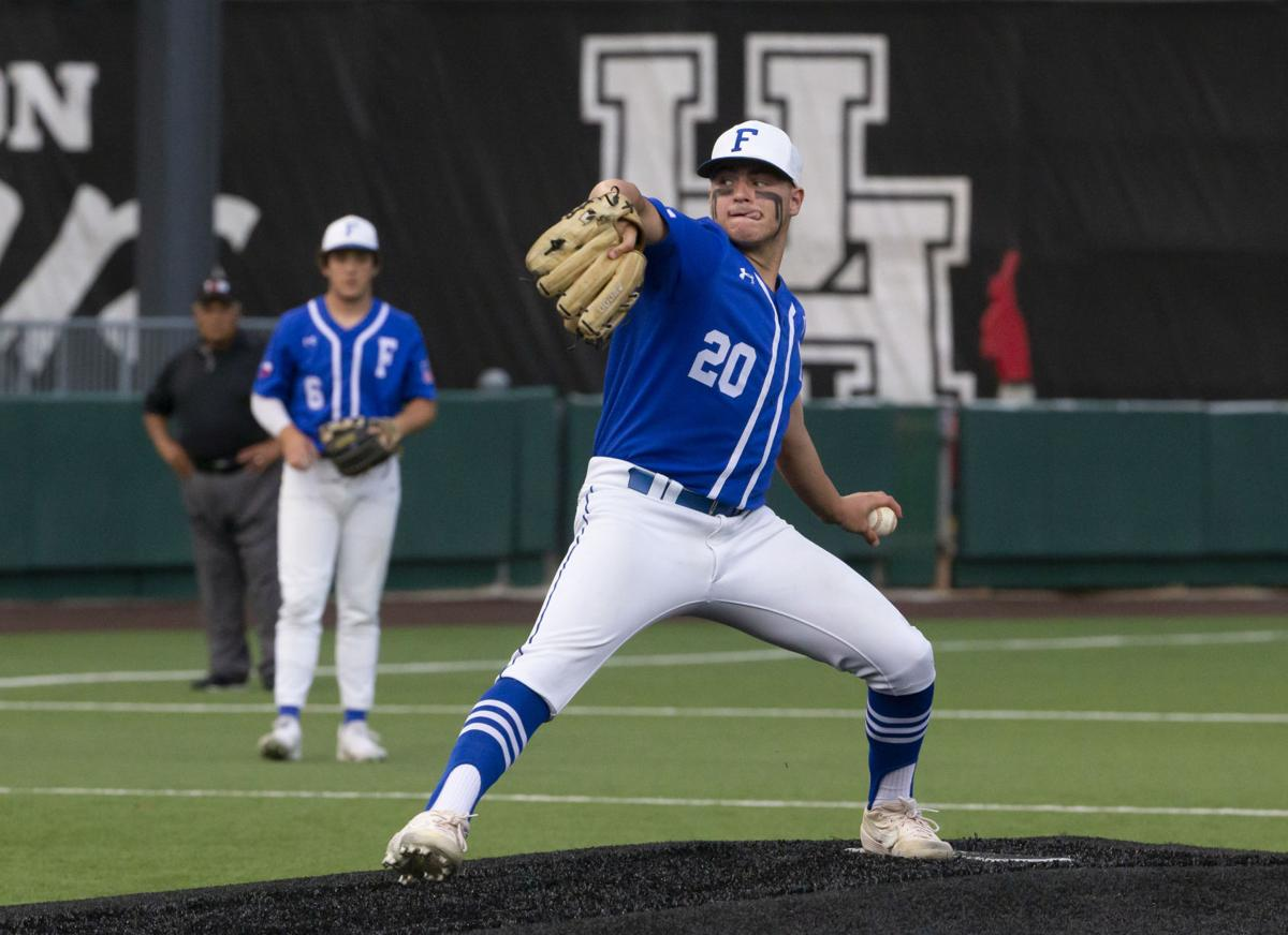 Friendswood vs Barbers Hill Game One