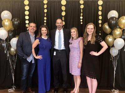 Friendswood ISD holds new employee luncheon