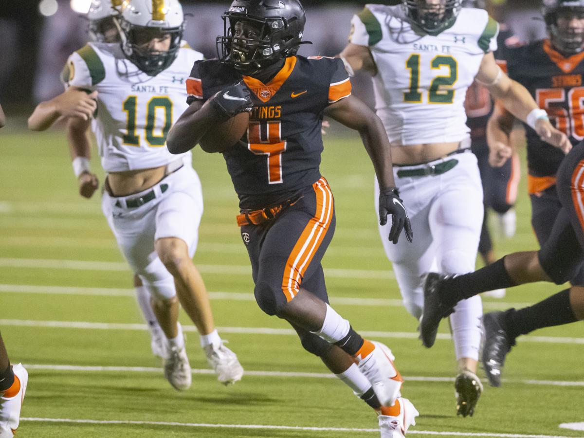 A win clinches playoffs for Texas City, as regular seasons wrap up