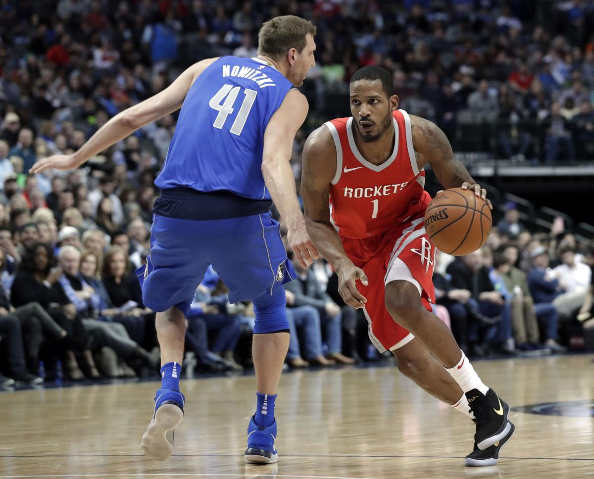Rockets Mavericks Basketball