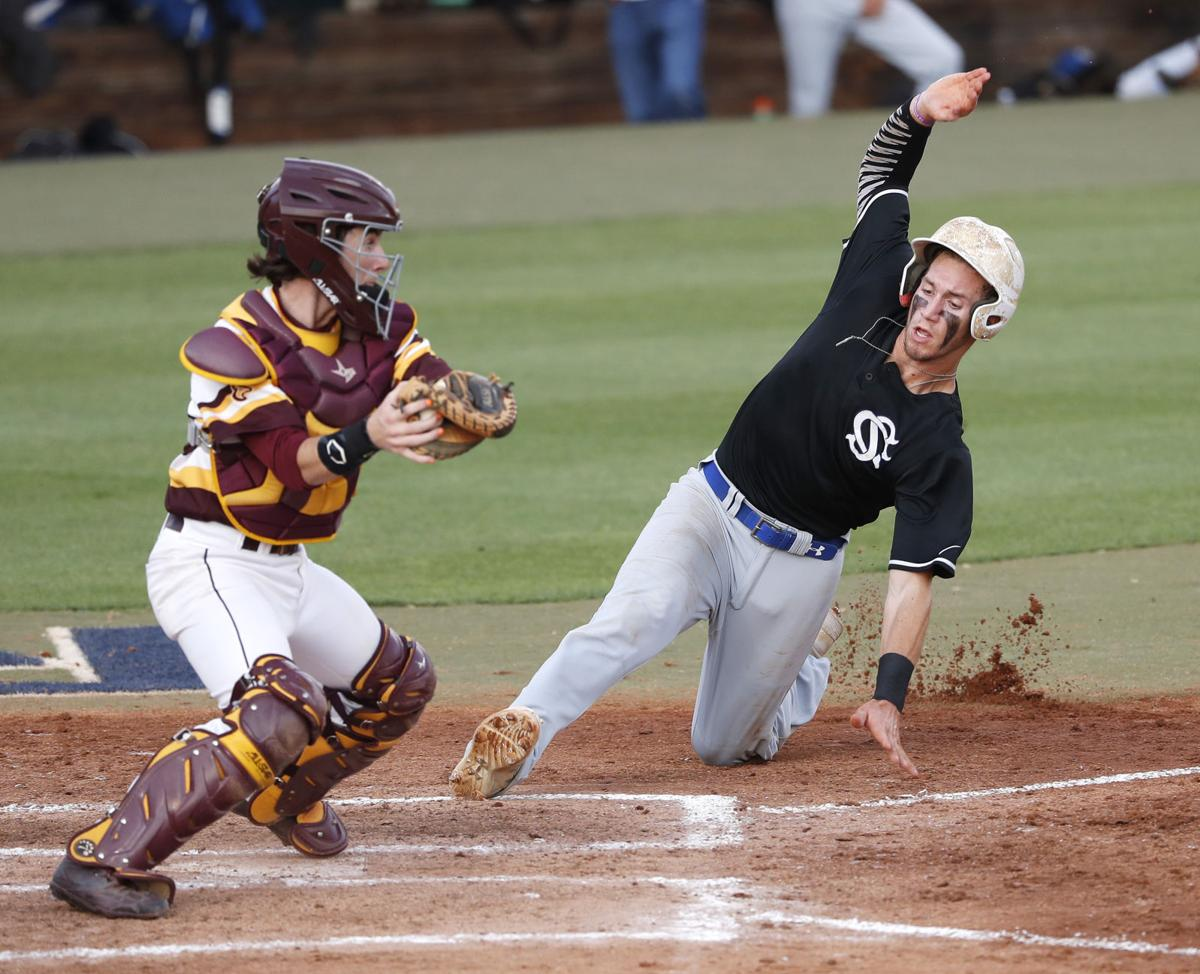 Clear Springs vs. Deer Park baseball playoff