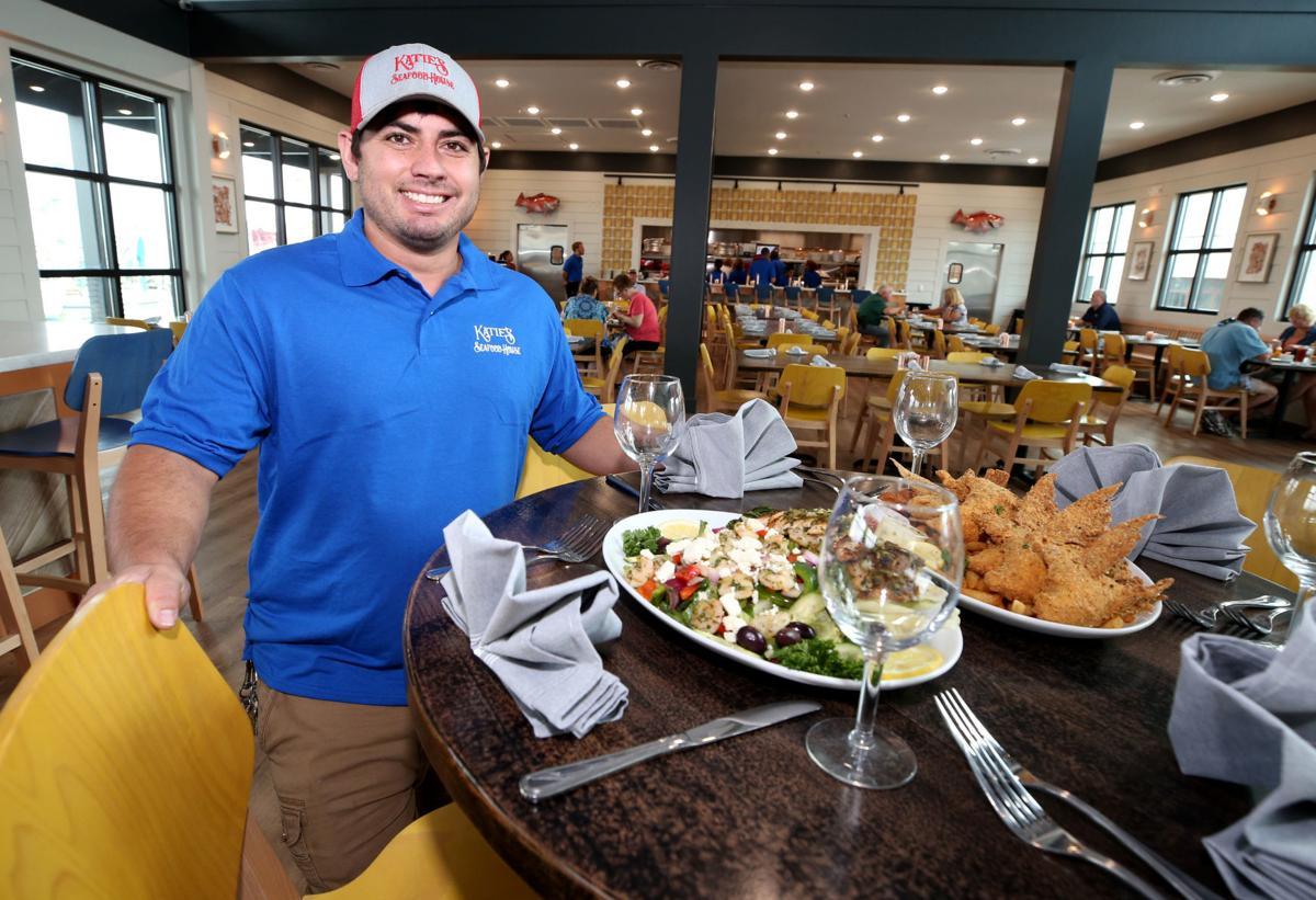 Long Awaited Pier 19 Eatery Opens Greek Family Returns To