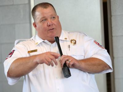 Galveston Fire Chief Wisko to leave after 31 years
