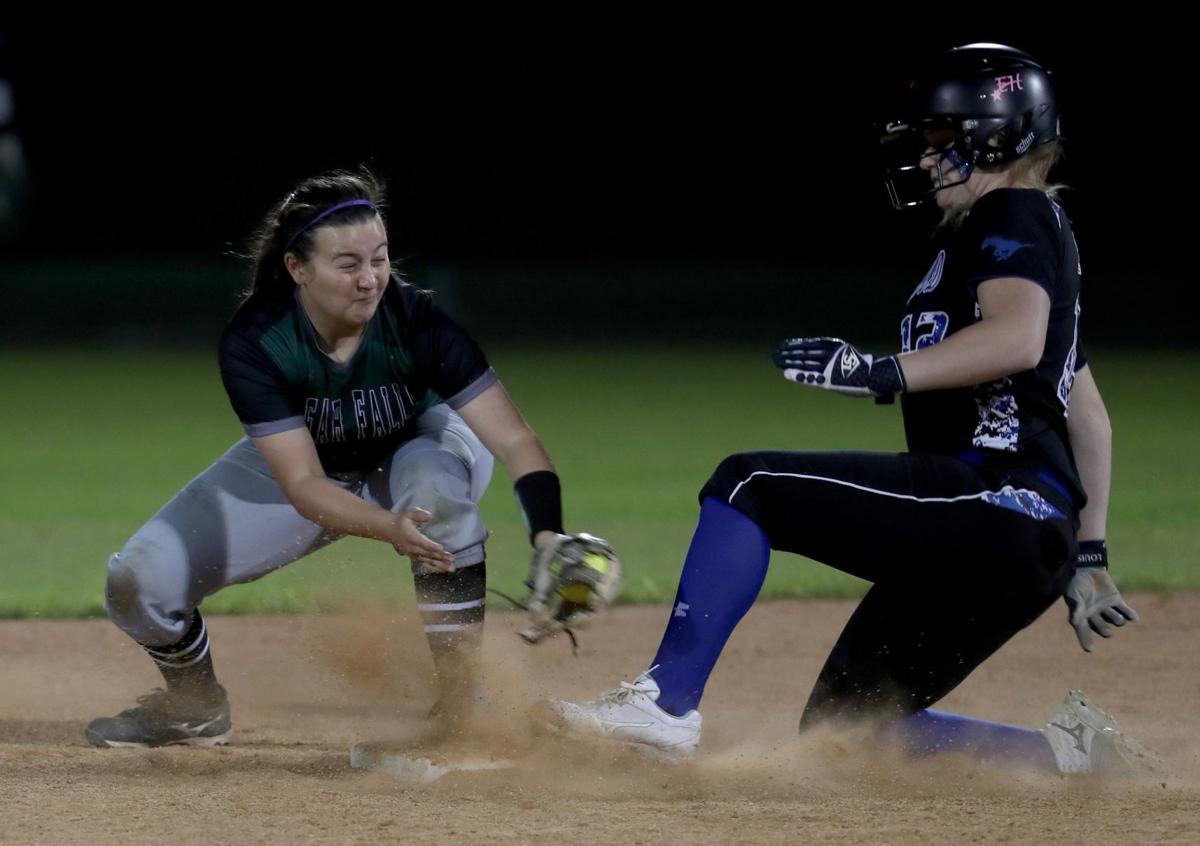 Clear Falls vs. Friendswood softball