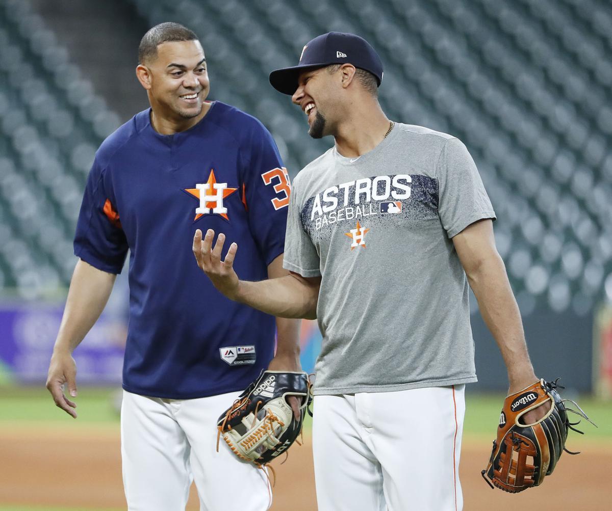 Astros vs. Twins
