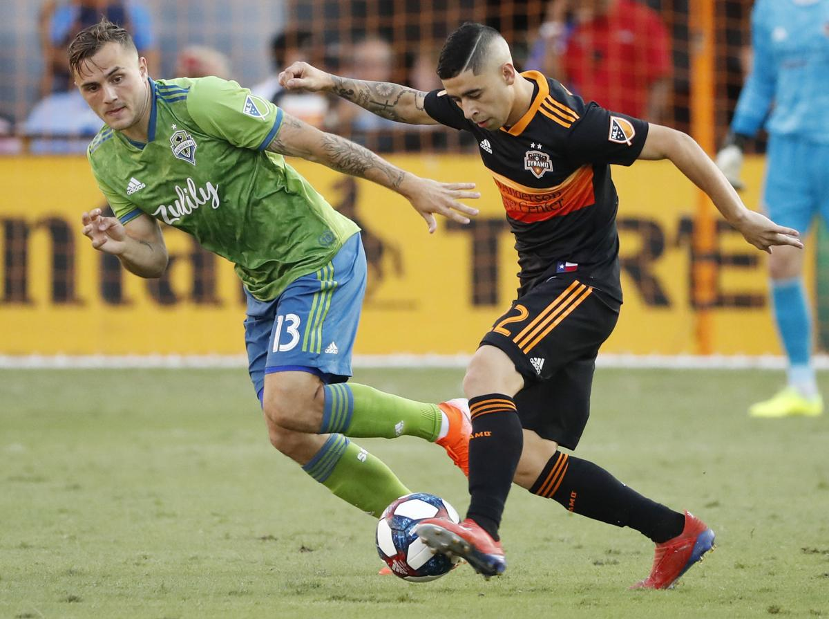 Houston Dynamo vs. Seattle Sounders