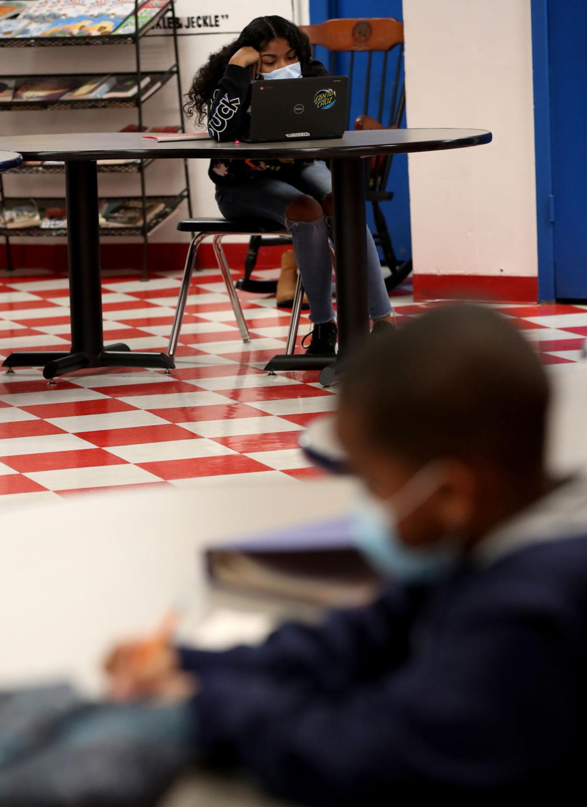 Grades drop as motivation, disruption affects students