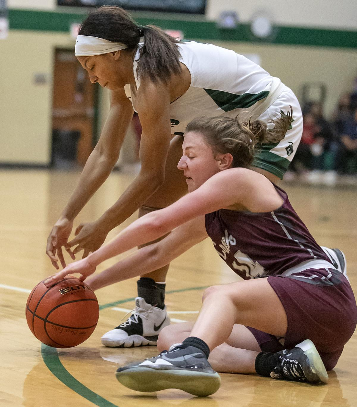 Clear Falls vs Clear Creek Girls Basketball