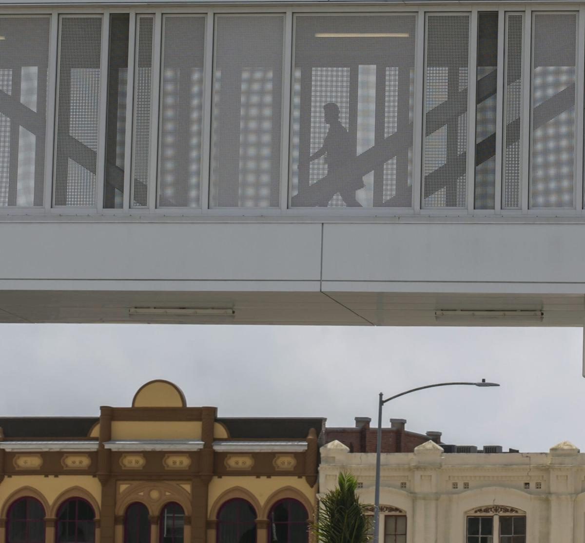 ANICO Pedestrian Bridge
