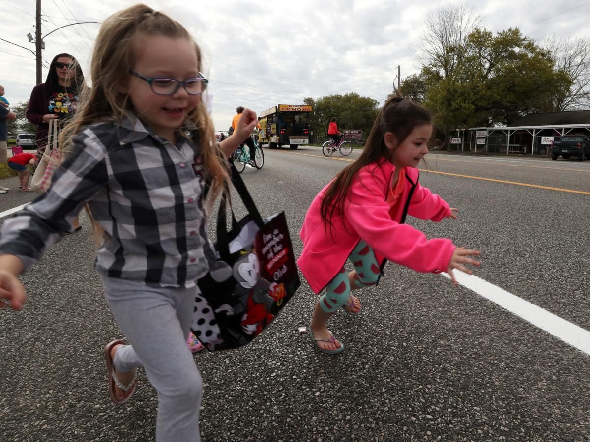 Galveston County Fair & Rodeo kicks off with parade
