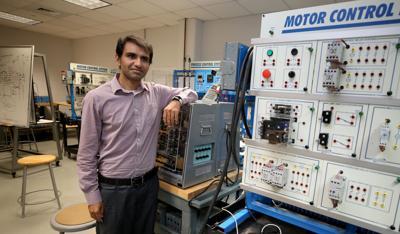 TAMUG professors receive grant for wind, solar project