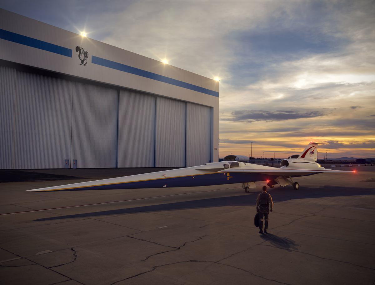 NASA X-Plane Concept