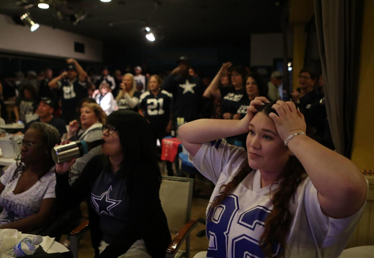 Cowboys watch party