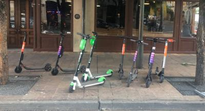 Scooter blight