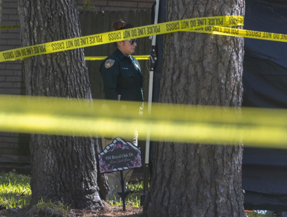 Dickinson Death Investigation
