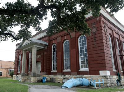 Old water pumping station could get new life as community center