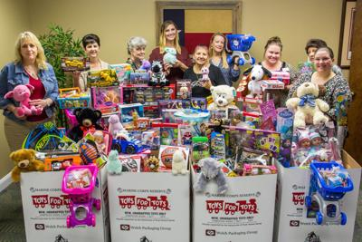 COMpeers toy drive a success