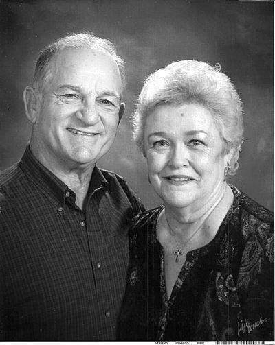 Bethune 50th Wedding Anniversary