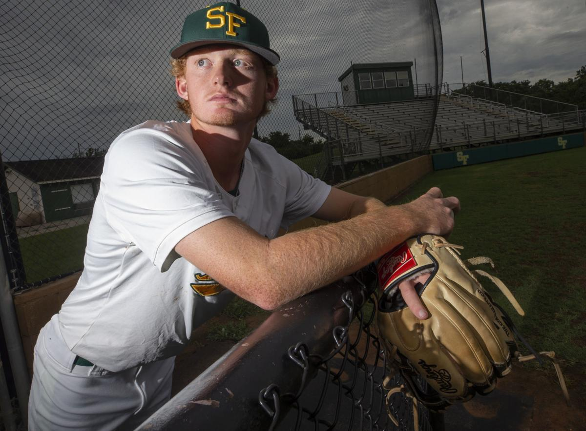 Galveston County Baseball Player of the Year