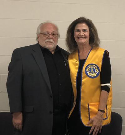 Kemah Lions Club welcomes new member