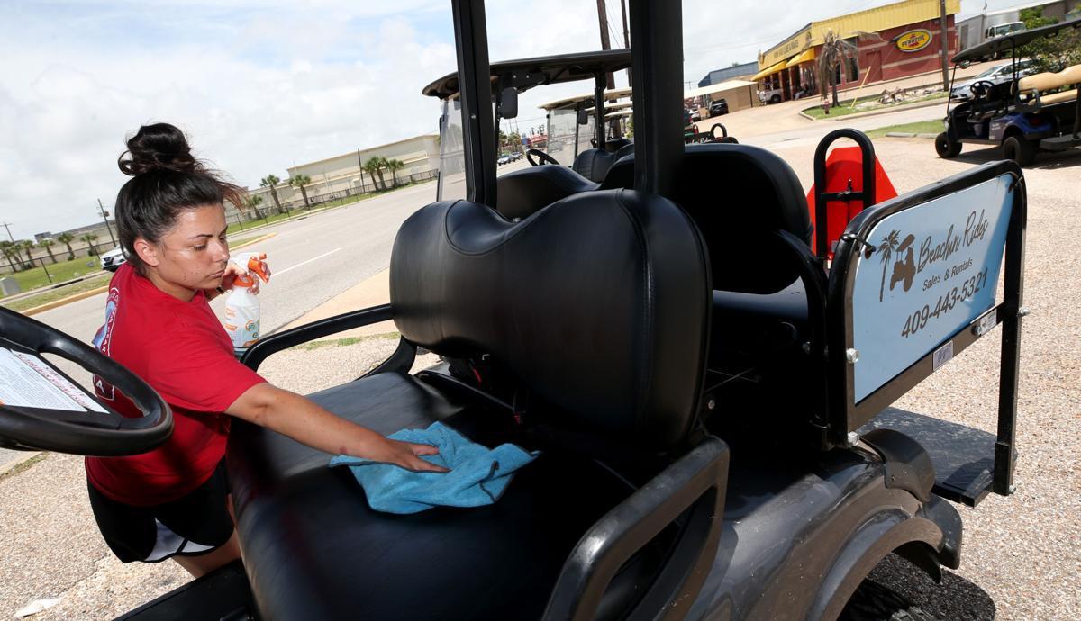 Galveston golf cart ordinance