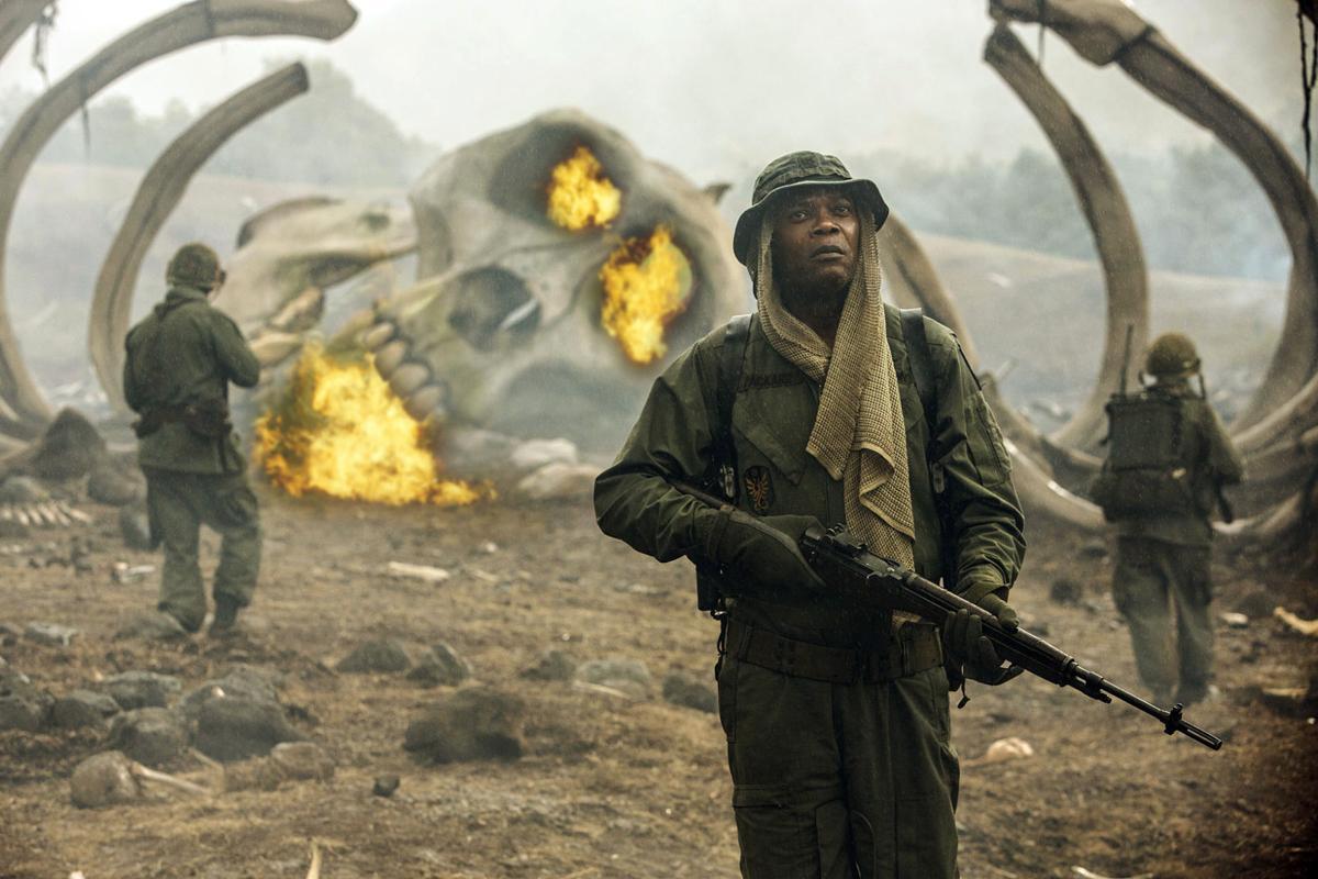 Film Review Kong: Skull Island