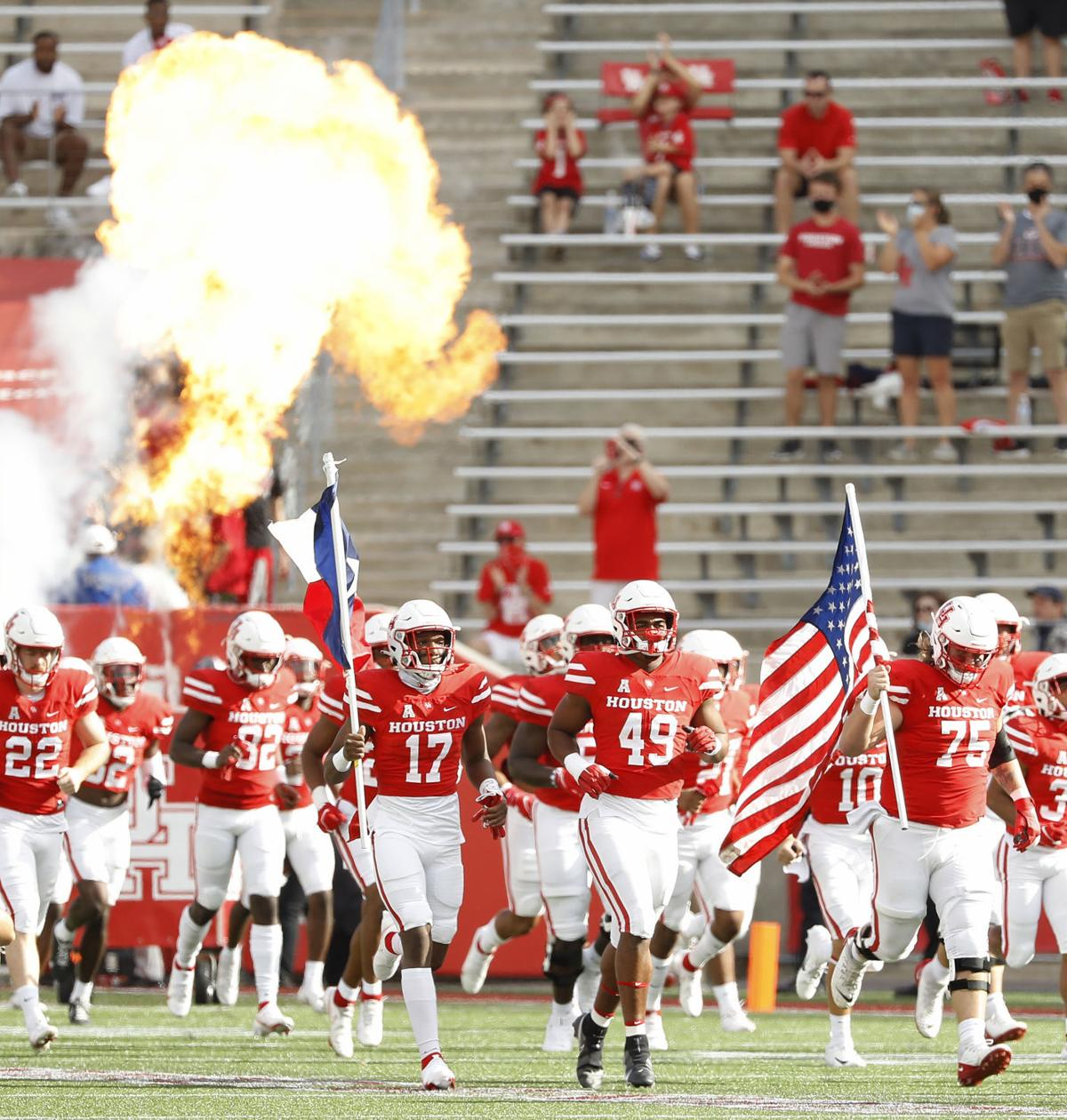 Houston Cougars vs. South Florida Bulls