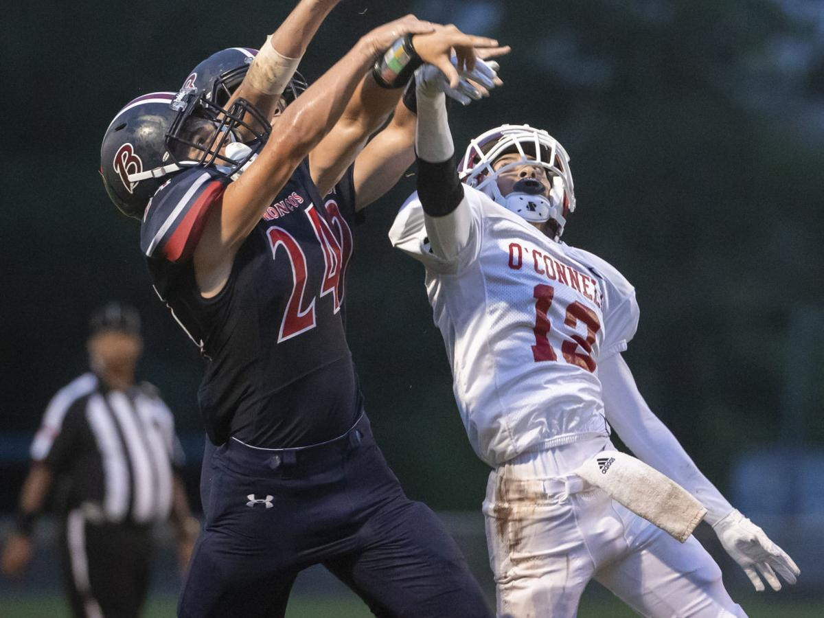 O'Connell injuries cut game short, as BAC picks up first win of season