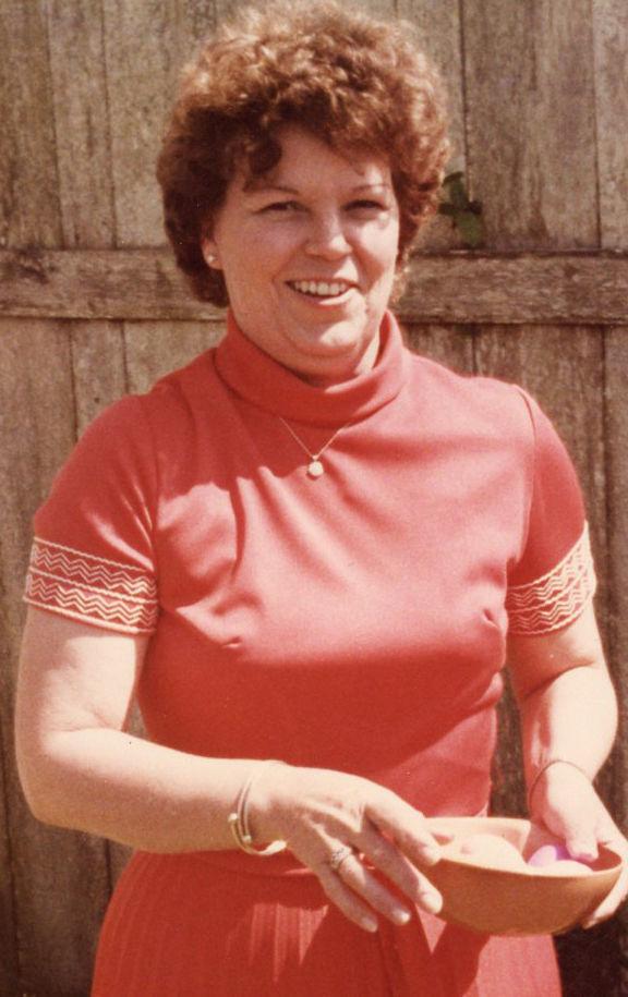 Bobbie Sue Faggard