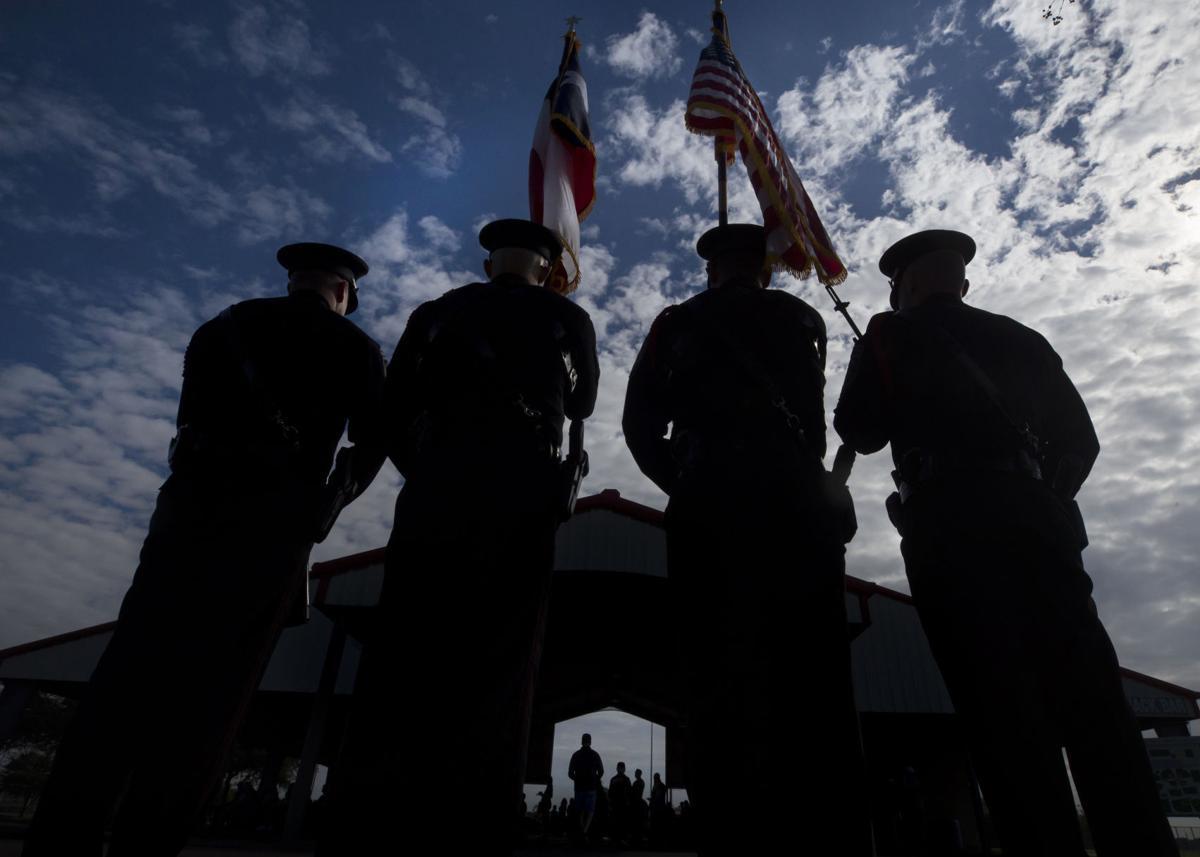 League City Veterans Day Ceremony