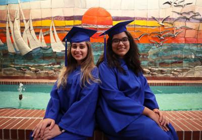 Galveston College and Ball grads