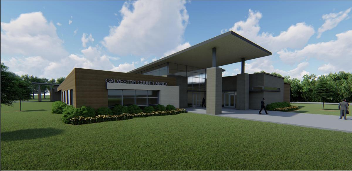 Proposed League City Annex redesign