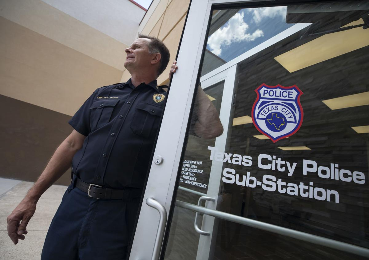 Texas City Police Sub-Station