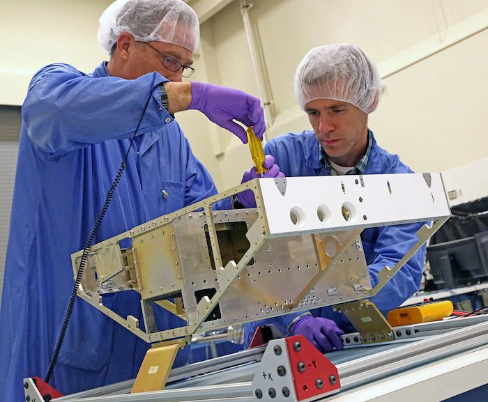 NASA to use microsatellites to improve hurricane forecasting