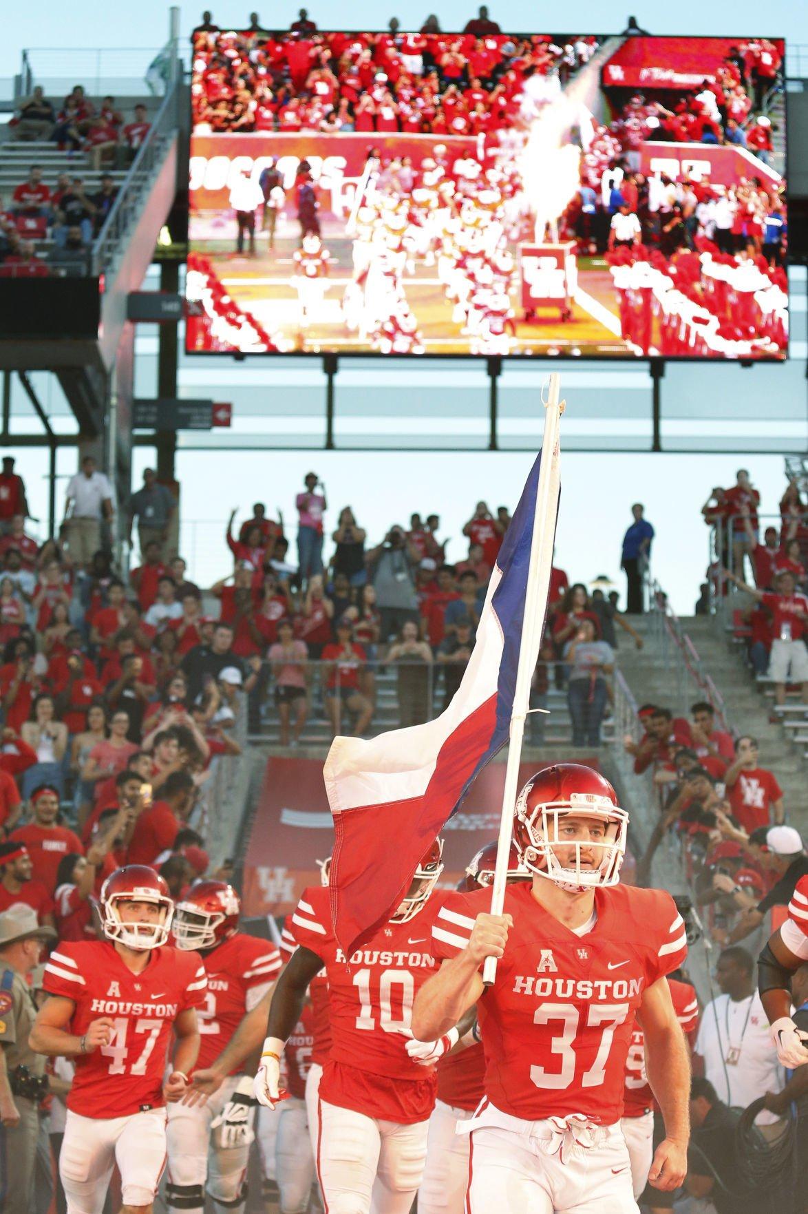 Houston Cougars vs. Tulsa Golden Hurricane