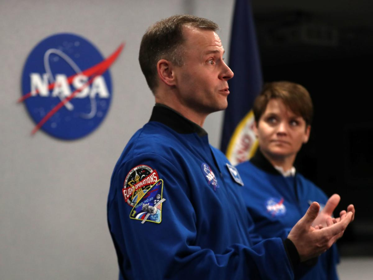 Astronauts reflect about their time in space