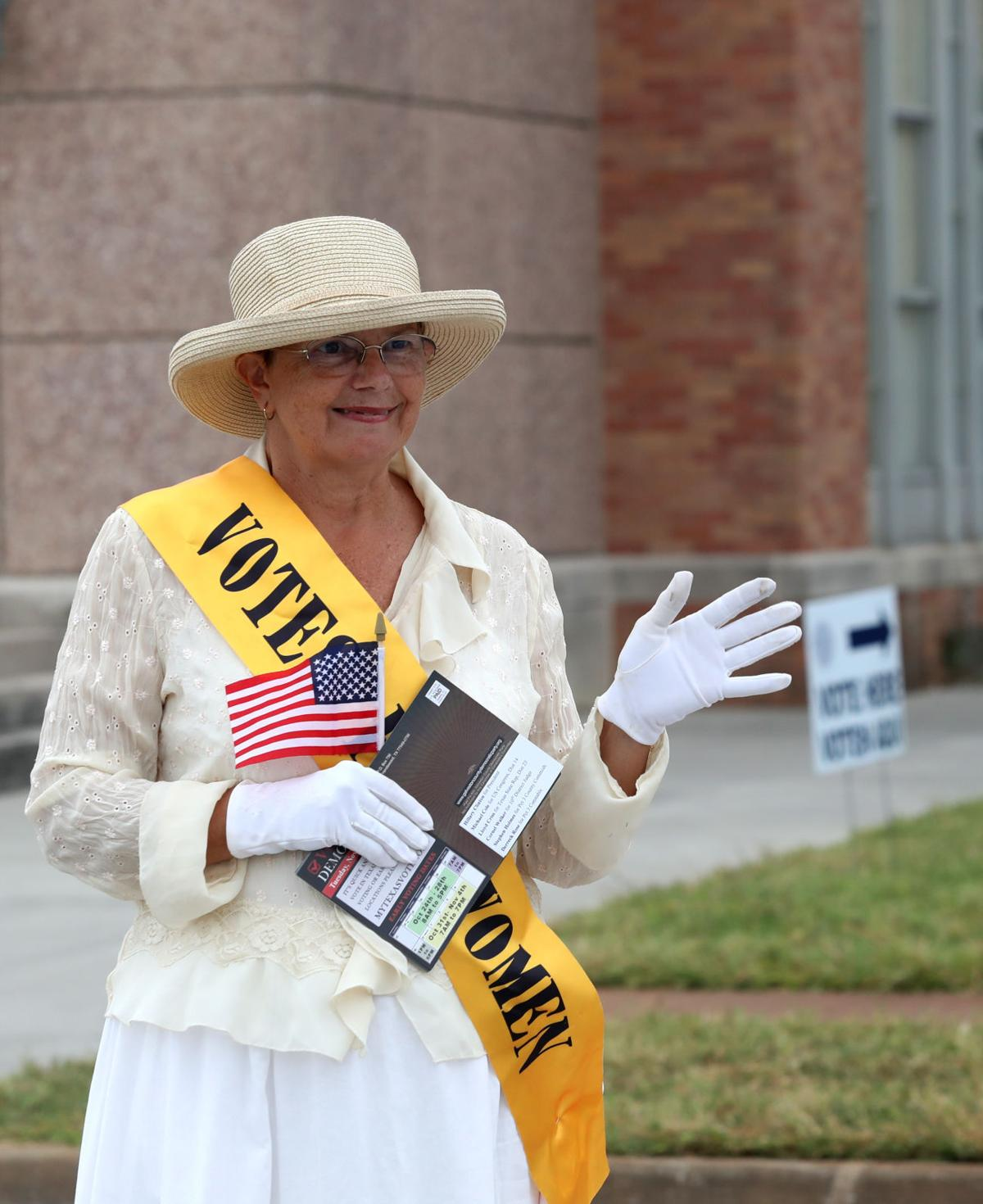 Election Day in Galveston County
