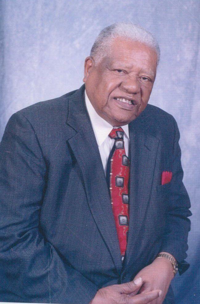 Pastor Benjamin Hunter