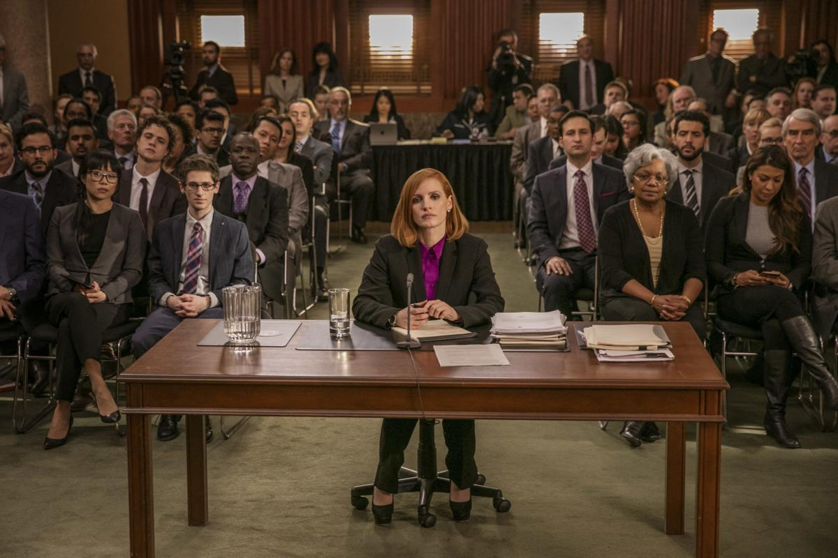 Film Review Miss Sloane