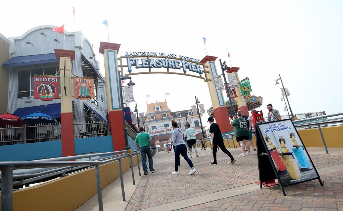 Galveston mayor orders restaurants, bars and tourist attractions closed