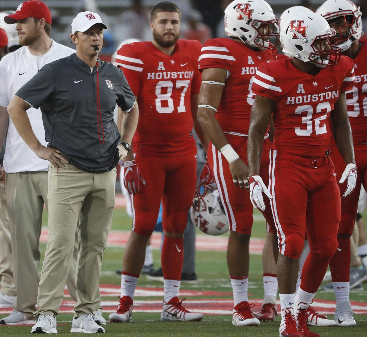 Houston Cougars vs. Texas Southern Tigers