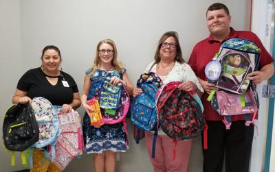 Rust Ewing Insurance gives back